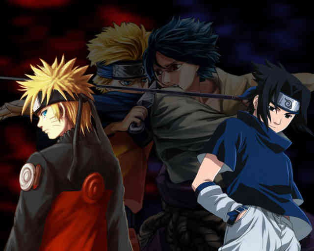 Fight Anime Wallpapers HD: Naruto Wallpapers HD