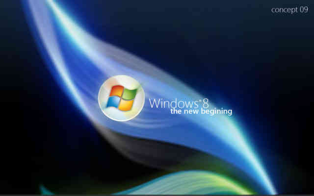Hot Windows 8 Top Cool HD Desktop Wallpaper