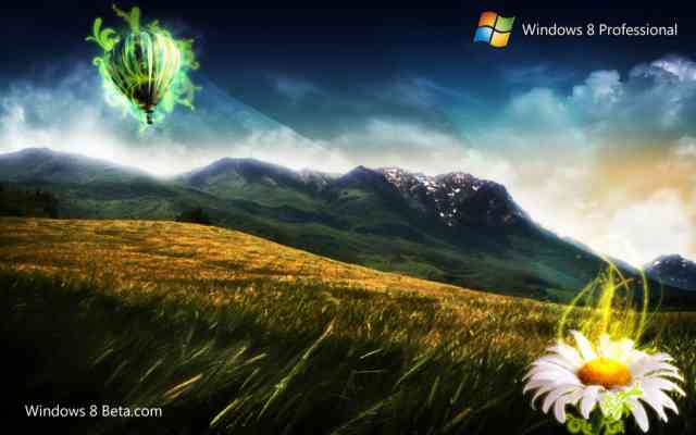 Nature Windows 8 Free  Wallpapers