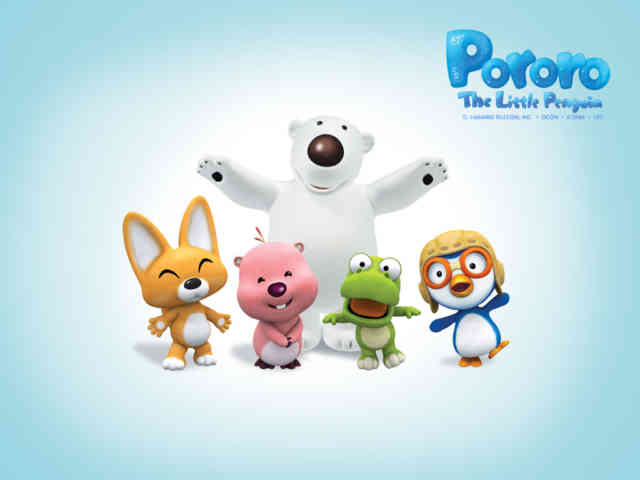 Potoro cartoon Free wallpapers