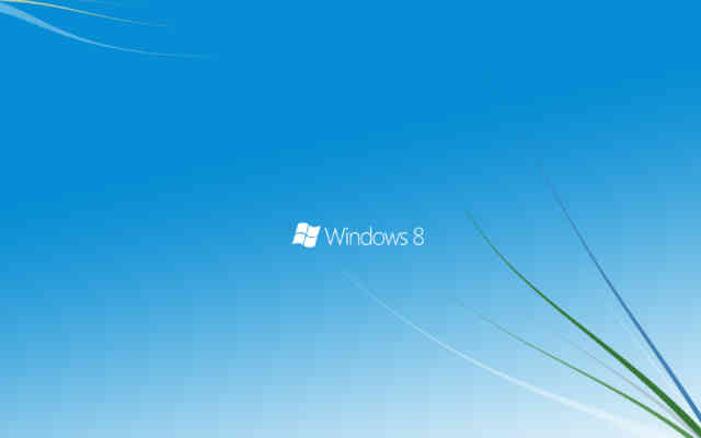 Small Windows 8 Free Wallpapers 2013
