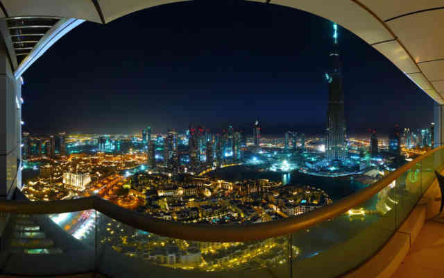 Spectacular Dubai City View Free Wallpapers | HD Wallpapers
