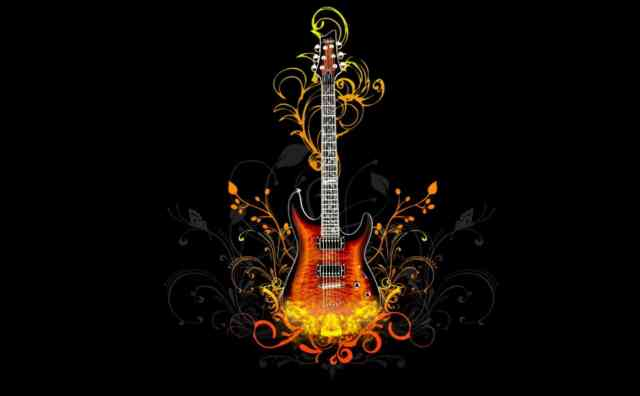 3D HD Wallpaper, hd Wallpaper | 3D Wallpapers, HD Guitar