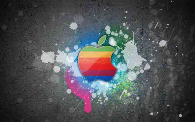 Apple Wallpaper HD | bestscreenwallpaper.com, multi color