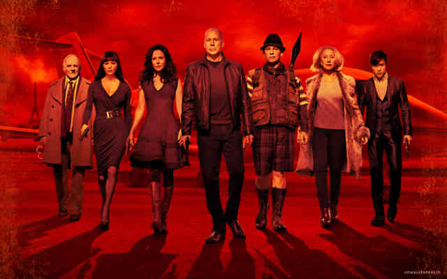 Best Gang picture Red 2 2013 Wallpapers | HD Wallpapers
