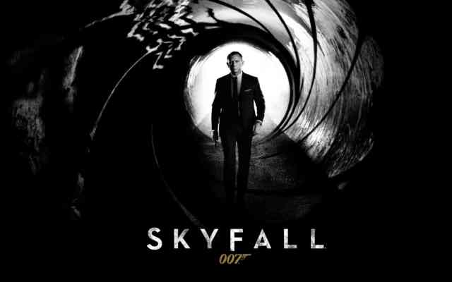 Best Skyfall 007 Wallpaper  Skyfall (2012)