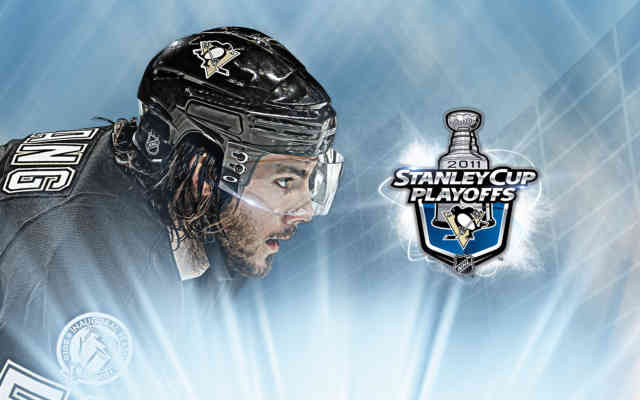 Club penguin wallpaper, 3D, HD wallpaper, penguin wallpaper, Playoffs, Letang