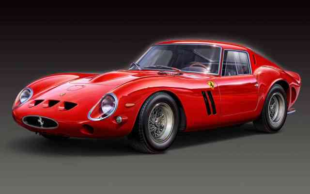 Ferrari Wallpapers HD  | Best WallPapers | bestscreenwallpaper.com | 250GT RED