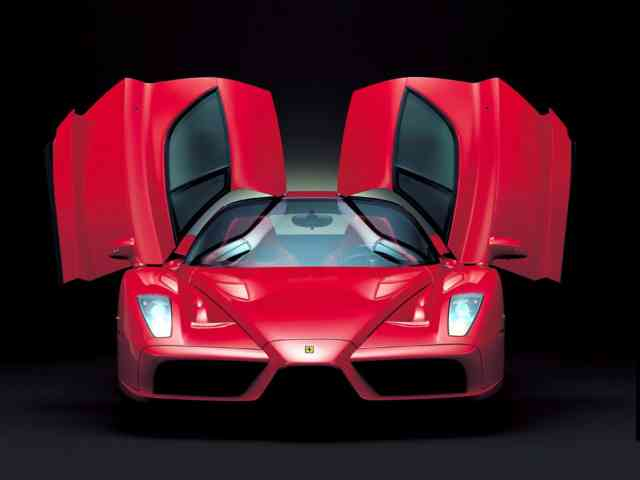 Ferrari Wallpapers HD  | Best WallPapers | bestscreenwallpaper.com | Enzo Ferrari