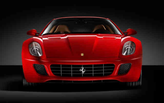 Ferrari Wallpapers HD  | Best WallPapers | bestscreenwallpaper.com | Front Ferrari