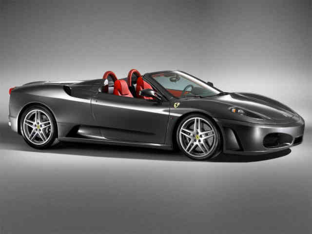 Ferrari Wallpapers HD  | Best WallPapers | bestscreenwallpaper.com | Grey Ferrari