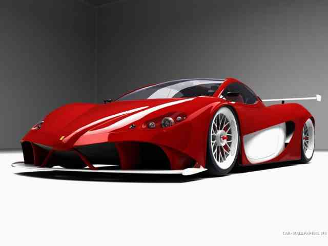 Ferrari Wallpapers HD  | Best WallPapers | bestscreenwallpaper.com | RED Ferrari background