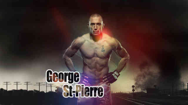 Georges St Pierre Wallpaper | GSP | UFC | bestscreenwallpaper.com | #12