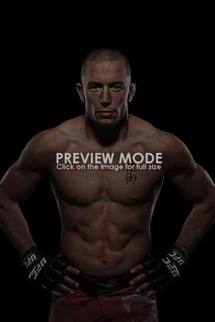 Georges St Pierre Wallpaper | GSP | UFC | bestscreenwallpaper.com | #3