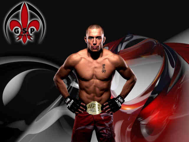 Georges St Pierre Wallpaper | GSP | UFC | bestscreenwallpaper.com | #8