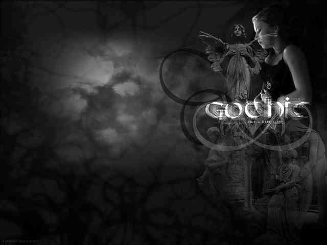 Gothic computer wallpaper , bestscreenwallpaper.com , gothic girl