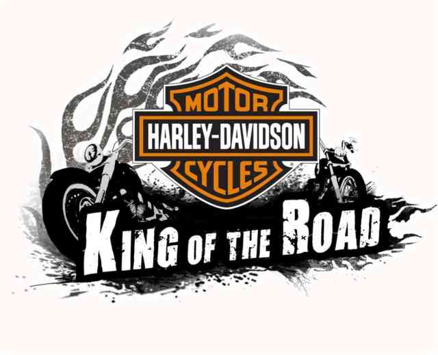 HD Harley Davidson Free Wallpaper: bestscreenwallpaper.com - Harley Davidson King of the Road