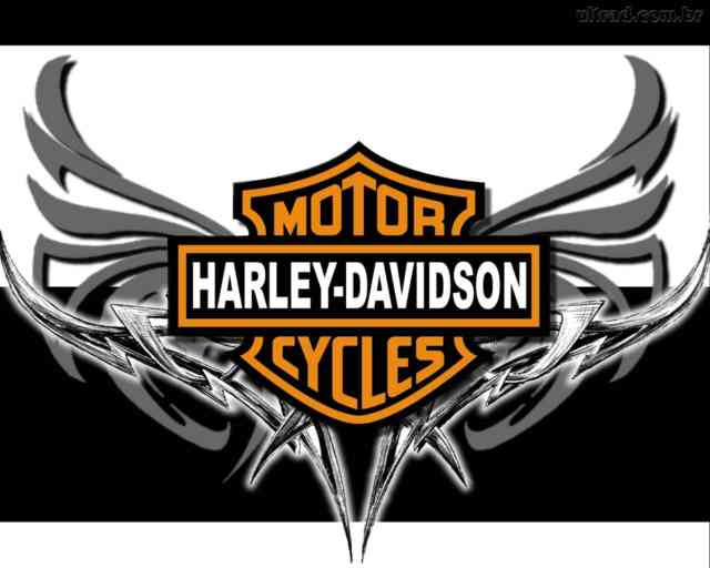 HD Harley Davidson Free Wallpaper: bestscreenwallpaper.com - Logo