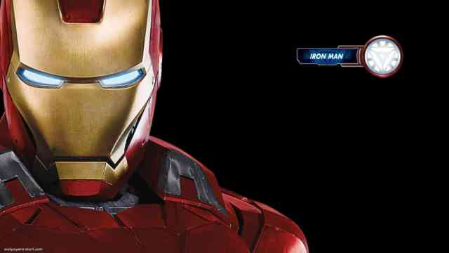 Hard man Iron man 3 Movie wallpaper HD High Definition