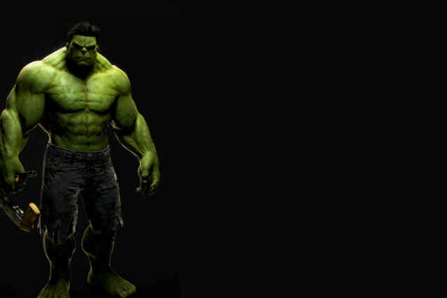 Hulk Wallpapers HD  3D | bestscreenwallpaper.com | Small Hulk