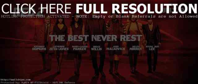 Largest Cover RED 2 Movies Wallpaper Desktop