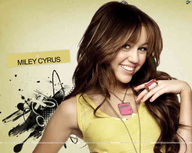 Miley Cyrus Wallpaper - Miley cyrus - bestscreenwallpaper.com - #19