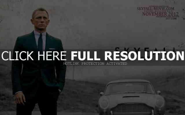 Movie Skyfall Wallpapers | HD