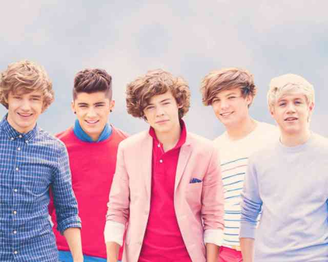 One Direction Free Wallpapers Group Bestscreenwallpaper Youngest