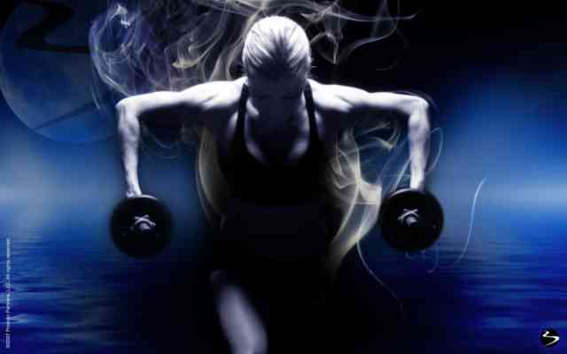 P90X wallpaper  HD Free , Girl Trainning , bestscreenwallpaper.com