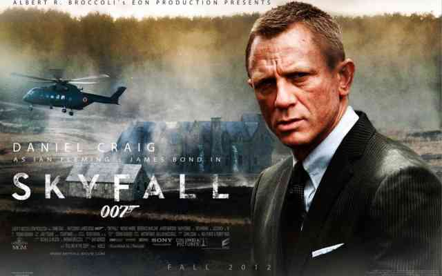 Poster Skyfall | HD Wallpapers ,Backgrounds ,Photos ,Pictures