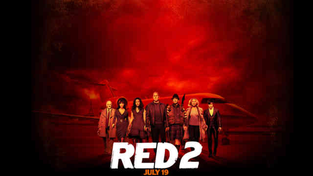 Red 2 Movie Background Wallpaper - Red 2 Movie