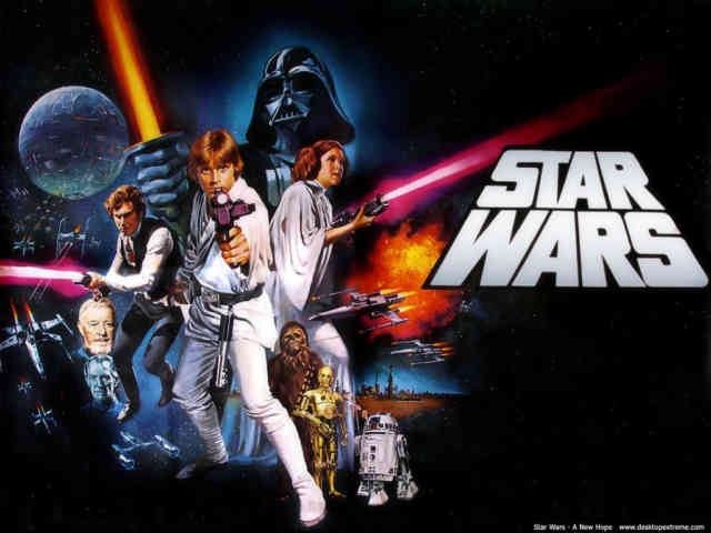 Star Wars Wallpaper: Star Wars | HD Desktop Wallpaper | #1