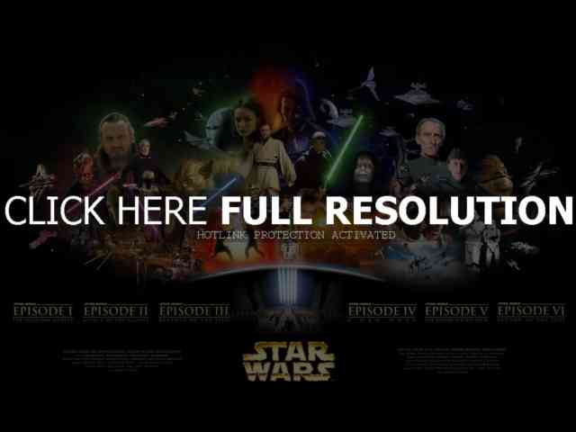 Star Wars Wallpaper: Star Wars | HD Desktop Wallpaper | #4