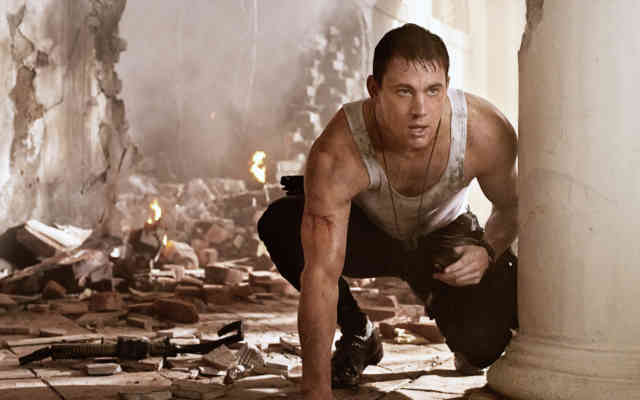 White House Down HD Wallpaper Movie, bestscreenwallpaper.com, Action