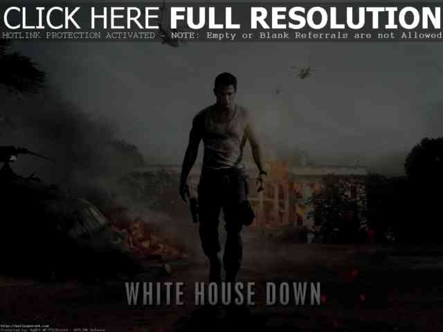 White House Down HD Wallpaper Movie, bestscreenwallpaper.com, Cover Case