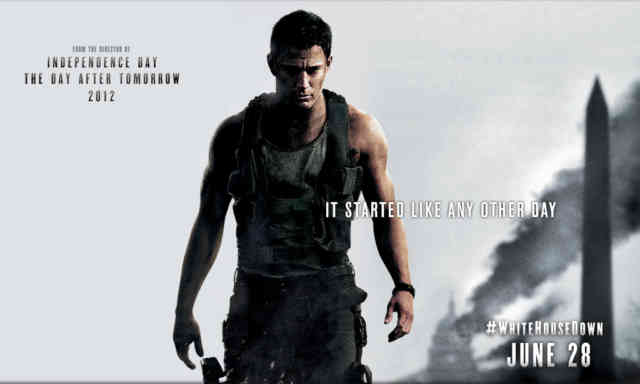 White House Down HD Wallpaper Movie, bestscreenwallpaper.com, Cover