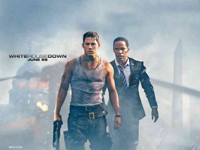 White House Down HD Wallpaper Movie, bestscreenwallpaper.com, War