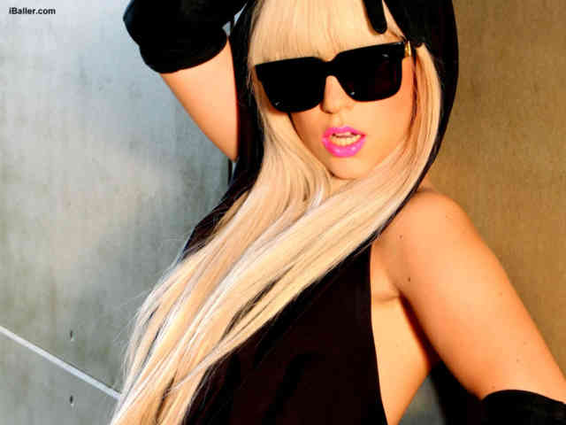 lady gaga wallpaper - bestscreenwallpaper.com - Cute lady gaga #2