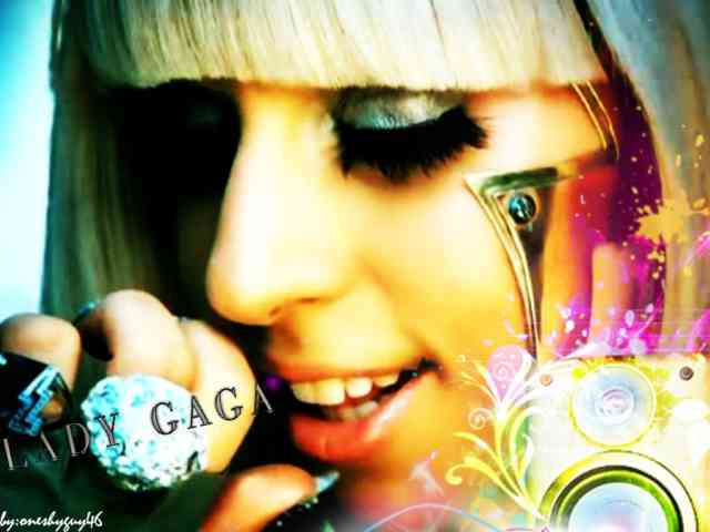 lady gaga wallpaper - bestscreenwallpaper.com - Cute lady gaga #3