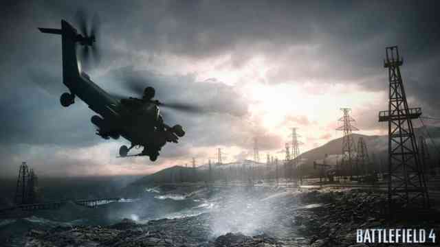 Battlefield 4 HD Wallpapers – Battlefield – PS3 Games wallpapers – HD – #1