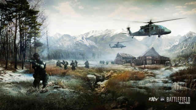 Battlefield 4 HD Wallpapers PS3 Games 11