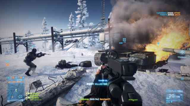 Battlefield 4 HD Wallpapers - Battlefield - PS3 Games wallpapers - HD - #27