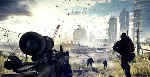 Battlefield 4 HD Wallpapers - Battlefield - PS3 Games wallpapers - HD - #31