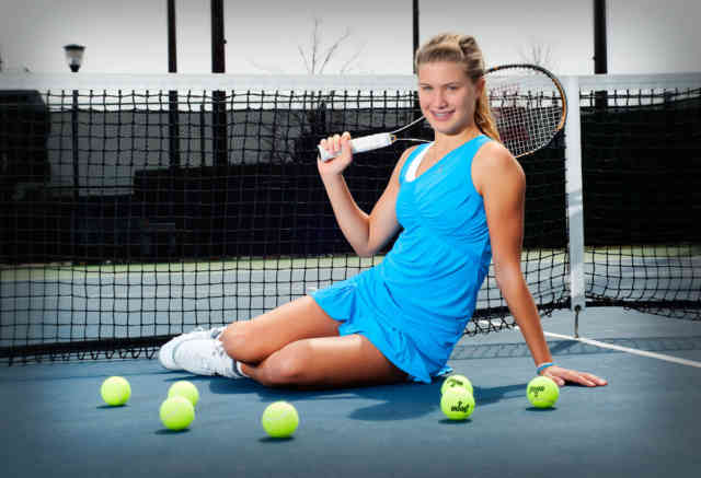 Eugenie Bouchard | Eugenie Bouchard wallpapers | Eugenie Bouchard photos | #24
