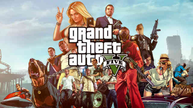 GTA 5 HD Wallpapers - GTA5 - GTA V - grand theft auto 5 - grand theft auto v - #11