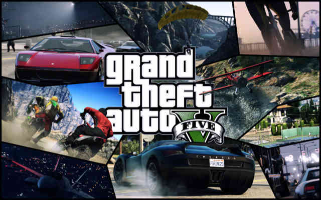 GTA 5 HD Wallpapers - GTA5 - GTA V - grand theft auto 5 - grand theft auto v - #3