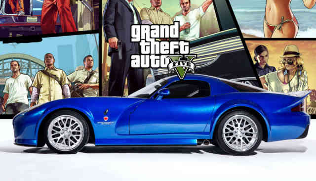 GTA 5 HD Wallpapers - GTA5 - GTA V - grand theft auto 5 - grand theft auto v - #7