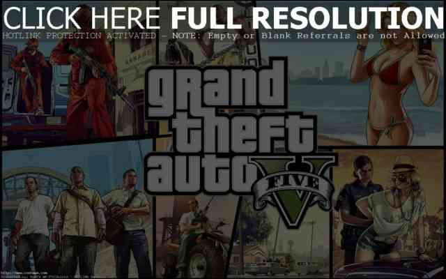 GTA 5 HD Wallpapers - GTA5 - GTA V - grand theft auto 5 - grand theft auto v - #8