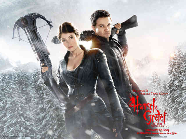 Hansel and Gretel  Witch Hunters wallpapers | movies wallpapers | hot wallpapers | cool wallpapers | #1