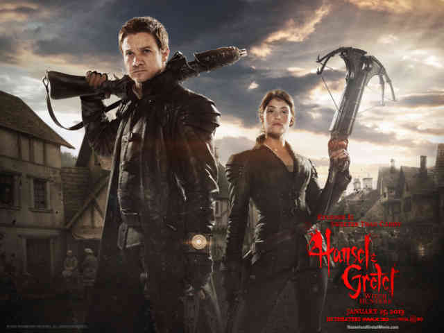 Hansel and Gretel  Witch Hunters wallpapers | movies wallpapers | hot wallpapers | cool wallpapers | #2